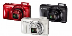 PowerShot SX600 HS-Canon-black-red-white