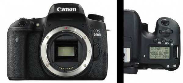 Novas Canon EOS 750D e 760D - Fast, easy and with quality!